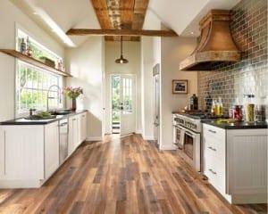 Why we chose laminate floors over hardwood