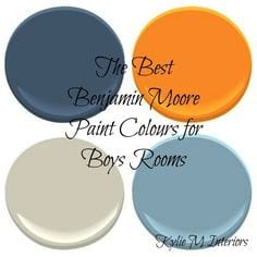 From Kylie M Interiors. I love how it is labeled for a boy's room.