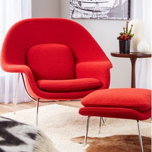 womb chair