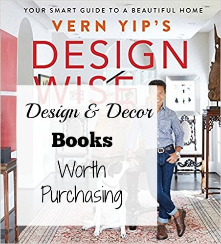 Design and Decor Books Worth Purchasing