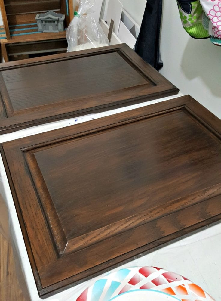 Diy Patriotic Tray From An Old Cabinet Door Modern On Monticello
