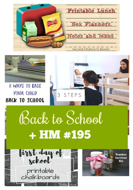 Back to School + HM #195