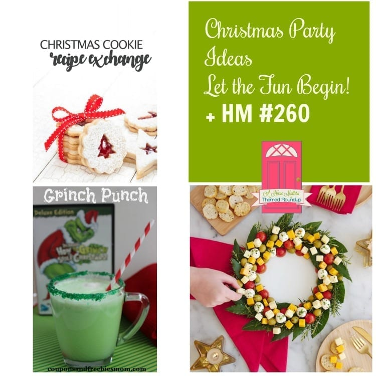 Christmas Party Ideas Let The Fun Begin Hm 260 Modern On Monticello