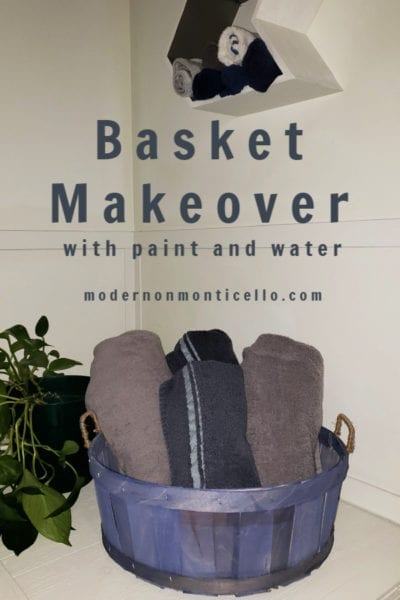 basketmakeoverwithpaint