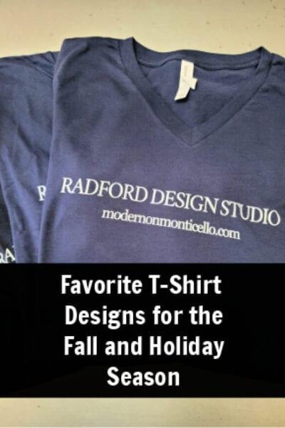 radford tshirt desing